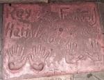 Handprints at Village Vintage Theatre