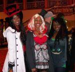 Ogeyi Ukpo, Christina Young, Pauline Steward